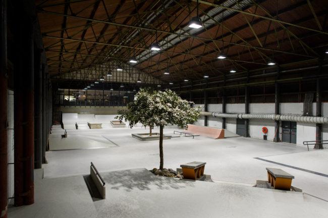 Originele event locatie Breda