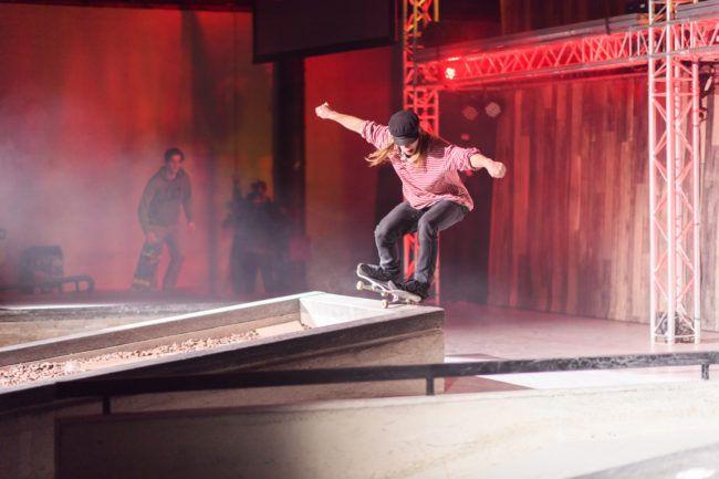 Skate act