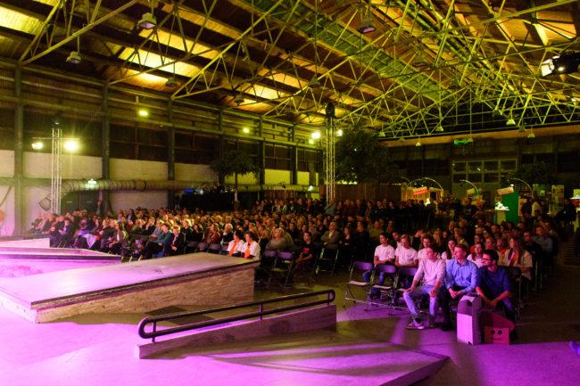 Locatie evenement organiseren