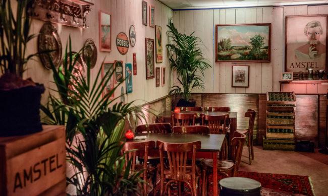 Amsterdams cafe
