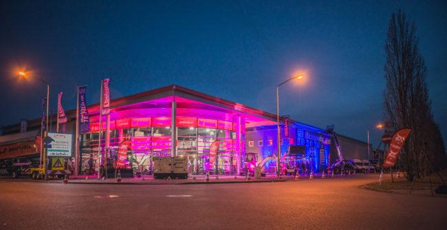 Relatie-event bedrijven Bobcat Zuid-Nederland en 123 Machineverhuur