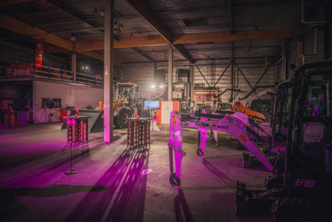 opening nieuw bedrijf Breda 123machineverhuur