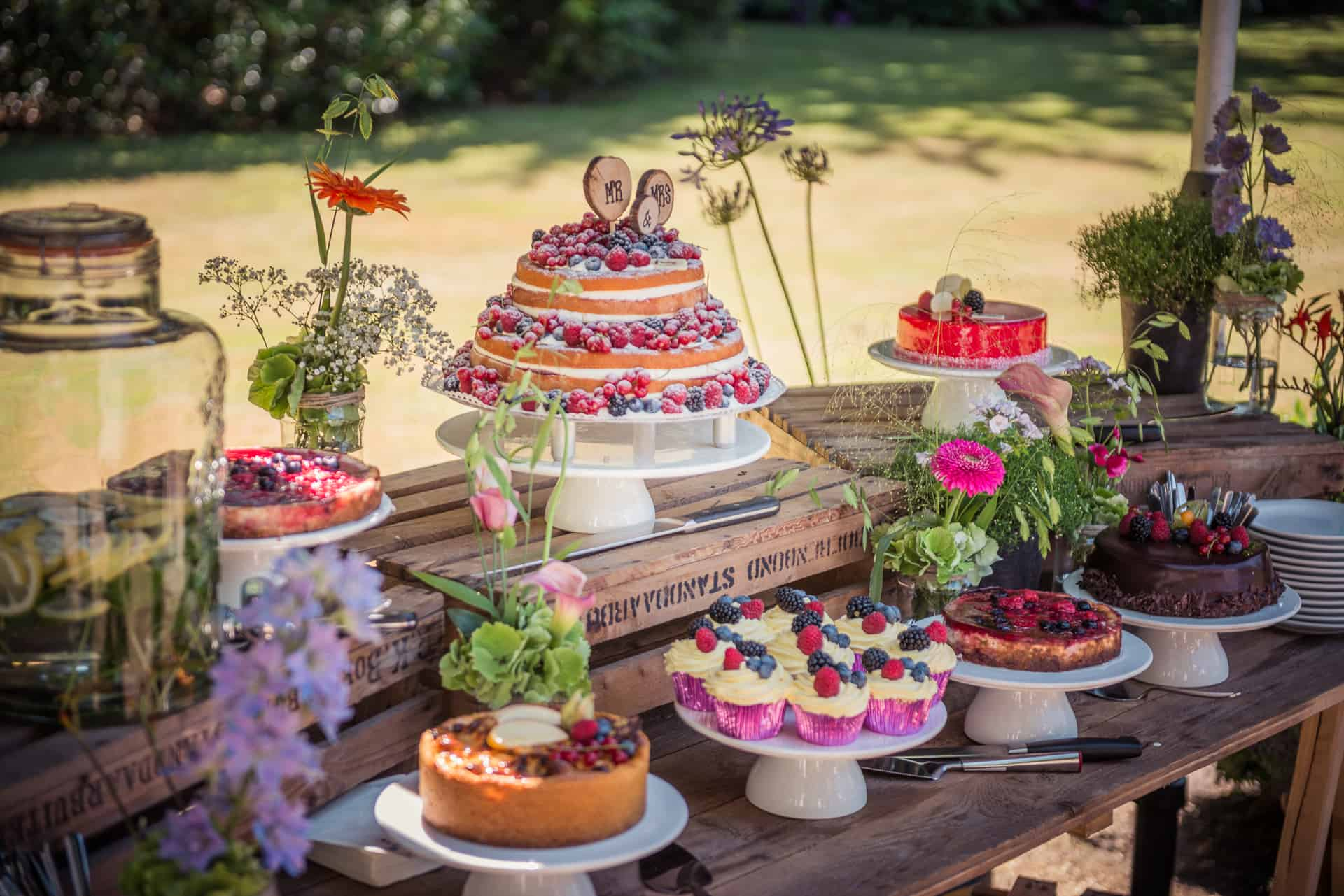super taarten tafel