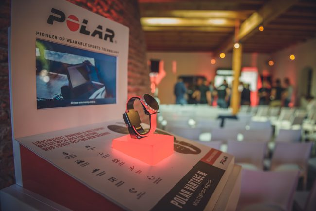 Polar Sport Watch Breda