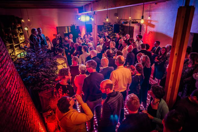 Personeelsfeest Breda